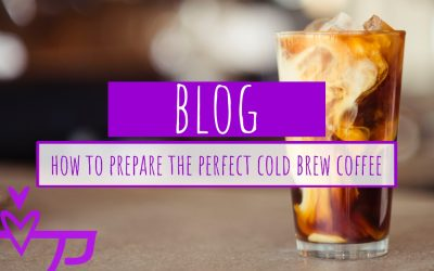 how to prepare the perfect cold brew coffee