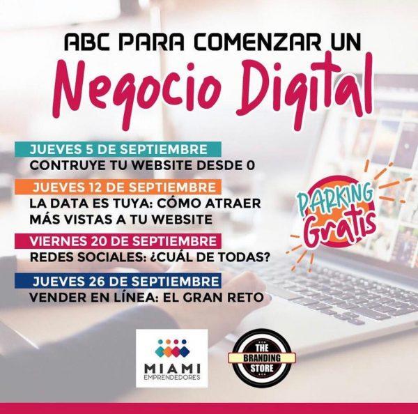 ABC Para comenzar ti negocio digital