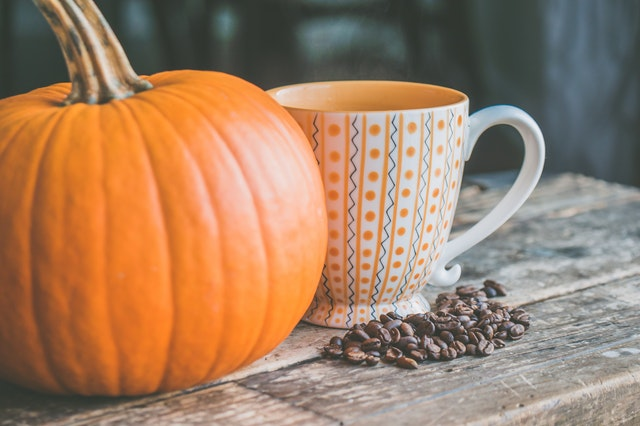 Pumpkin Spice by Jessica Lewis. Pexels